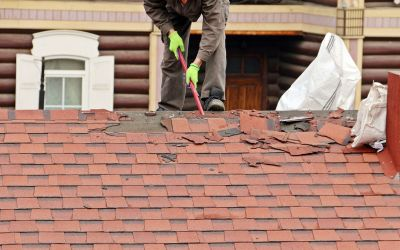 Experts in roof leak repair Houston